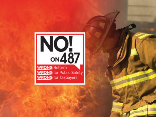 Prop 487 United Phoenix Firefighters Local 493