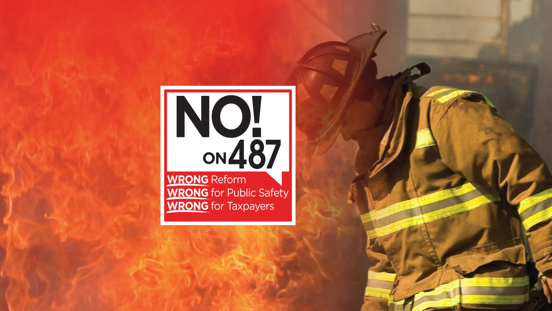 Proposition 487-United Phoenix Firefighters