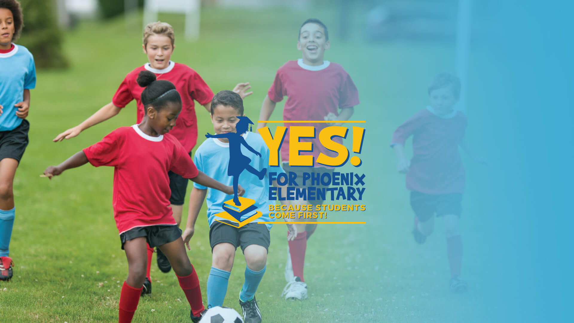 Yes for Phoenix Elementary-Direct Mail