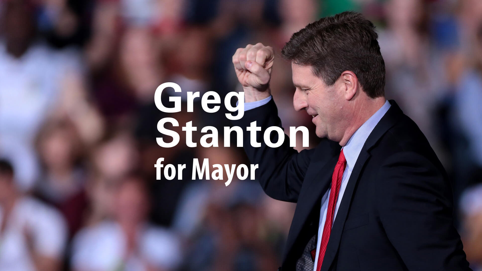 Greg Stanton for Mayor