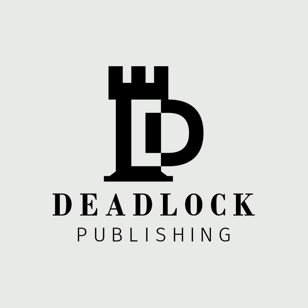 Logo Design-Deadlock Publishing