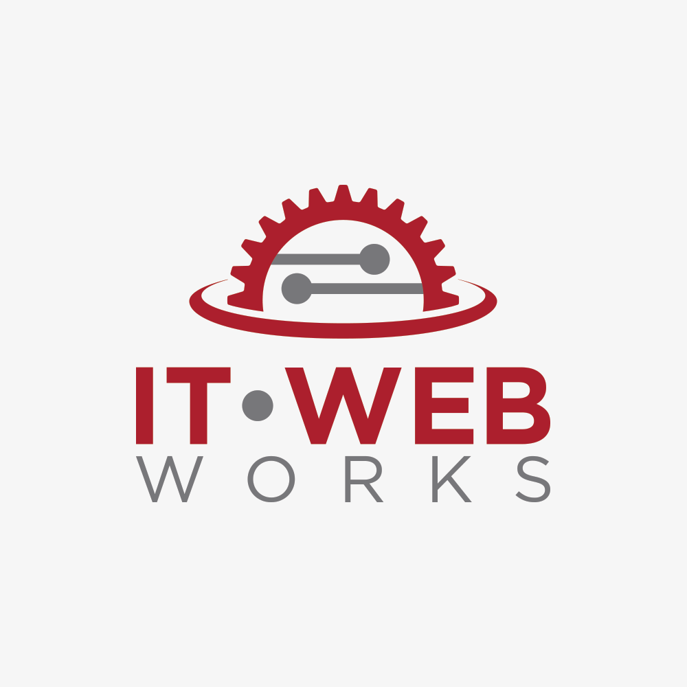 Logo Design-IT Web Works