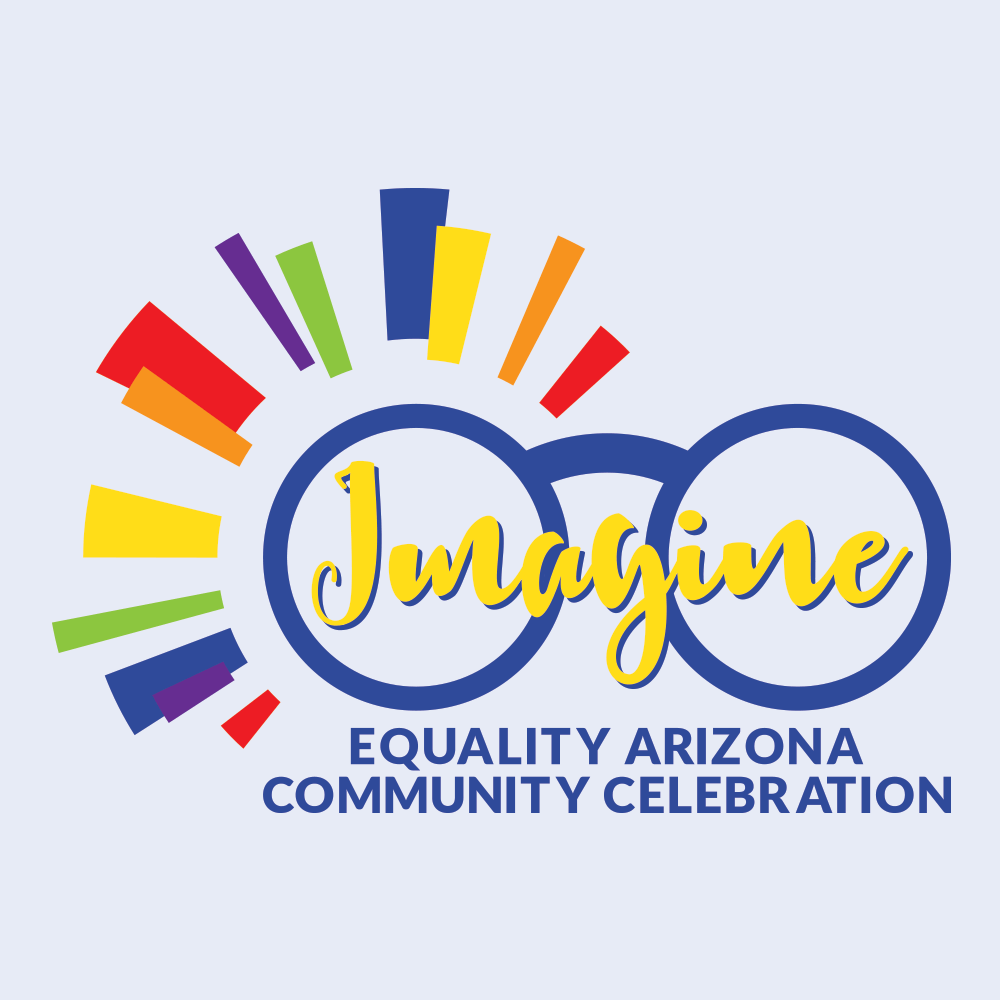 Logo Design-Equality Arizona Imagine Celebration