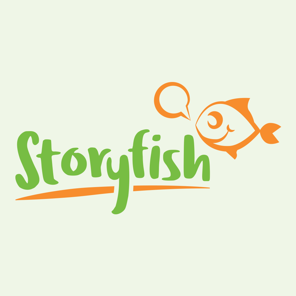 Logo Design-Javelina Storyfish