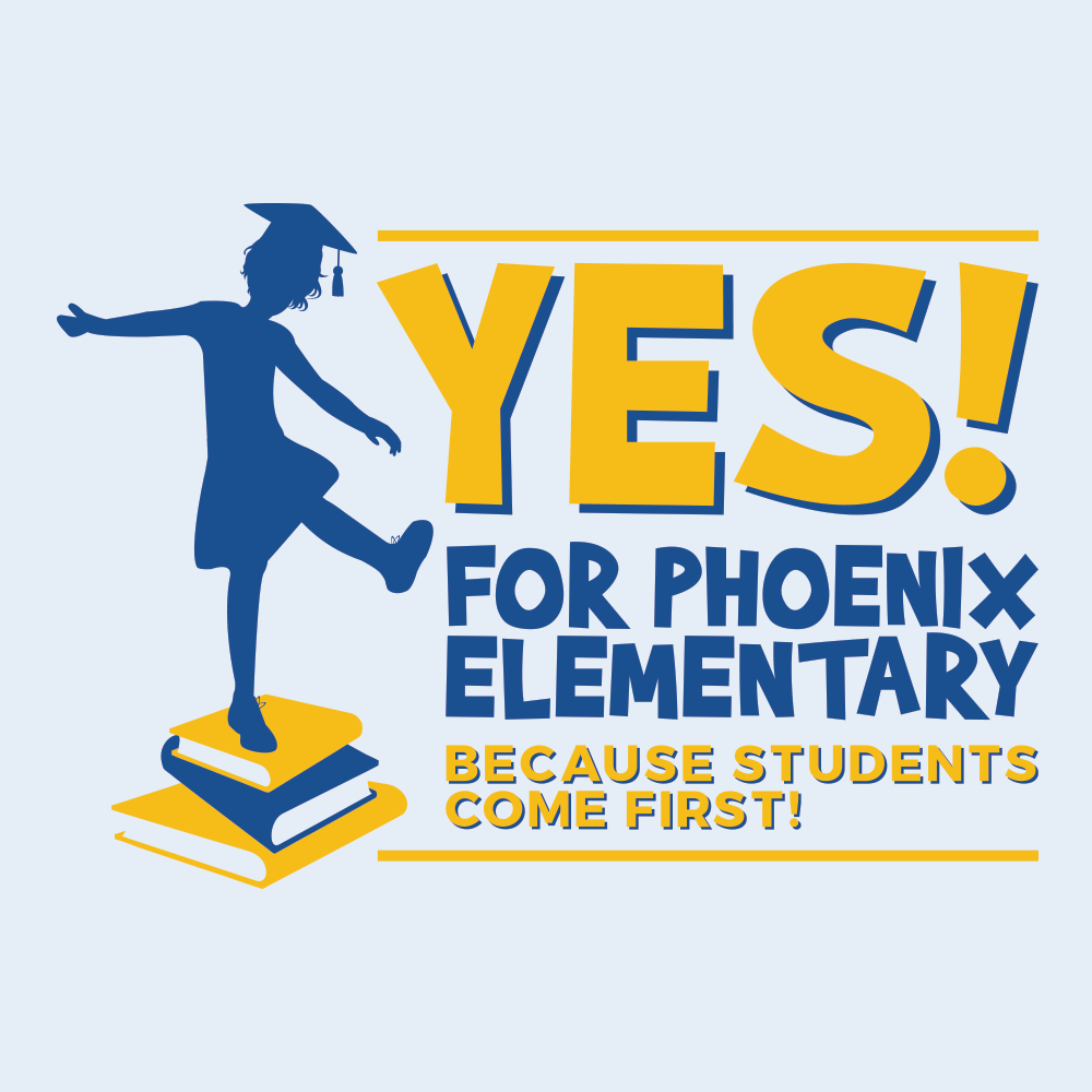 Logo Design-Yes for Phoenix Elementary