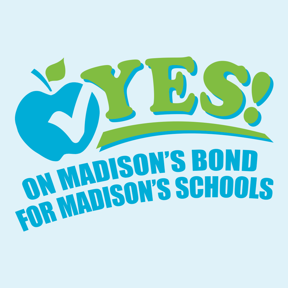 Logo Design-Yes On Madison's Bond