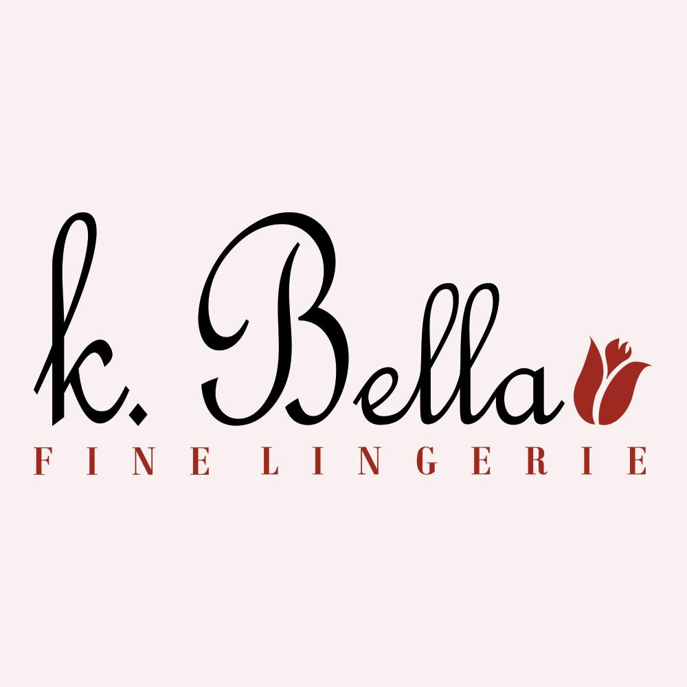 Logo Design-kBella Fine Lingerie