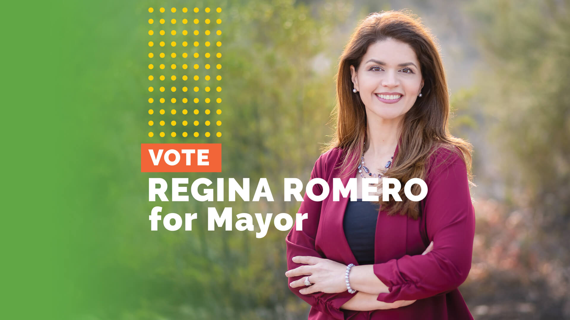 Regina Romero for Tucson Mayor