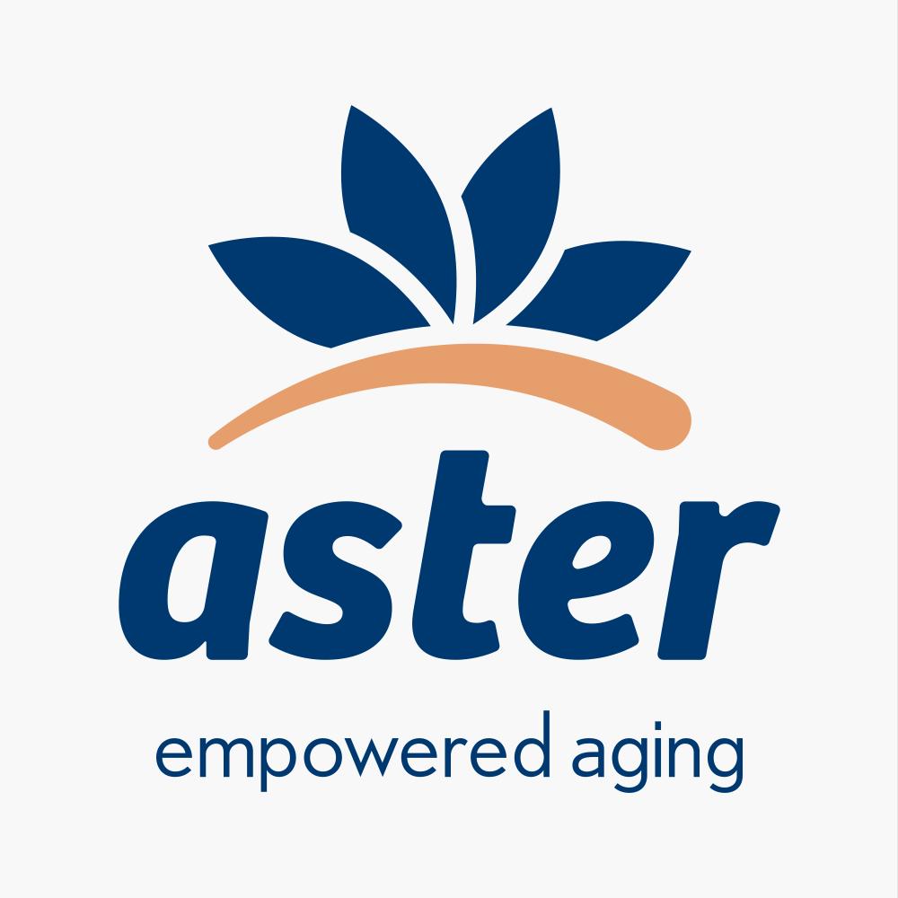 Logo Design-Aster