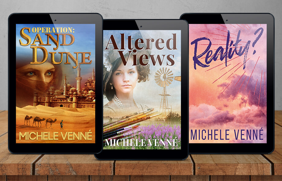 Author Michele Venne-eBook Collection