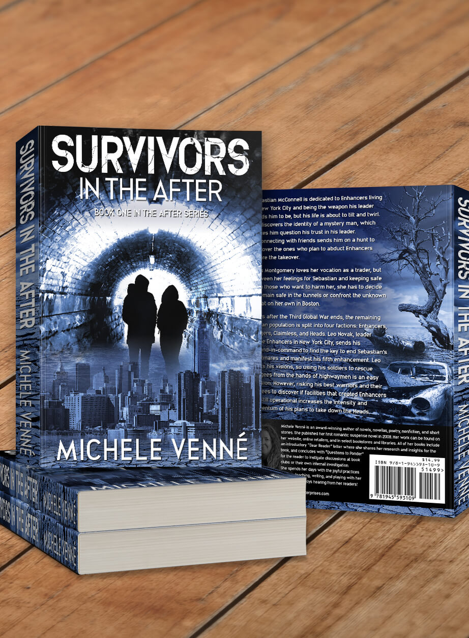 Author Michele Venne-Survivors in the After