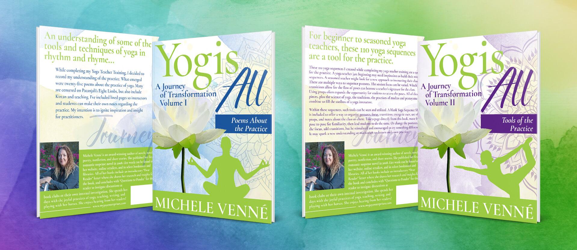 Author Michele Venne-Yogis All