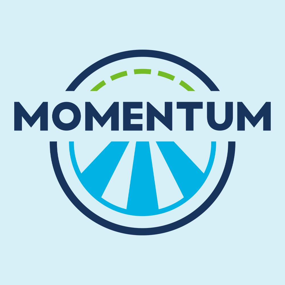 Logo Design-MOMENTUM