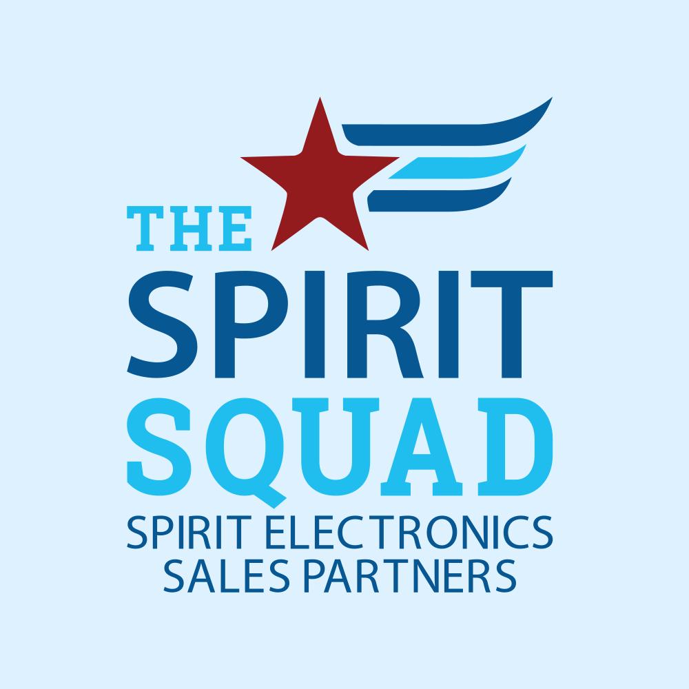 Logo Design-Spirit Electronics The Spirit Squad