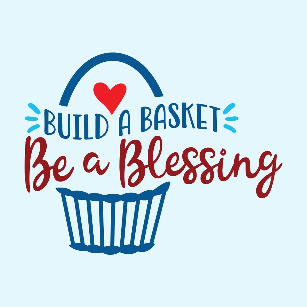 Logo Design-Spirit Gives Build a Basket