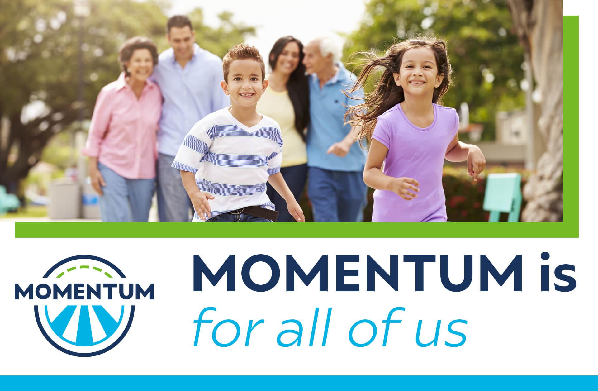 MOMENTUM Regional Transportation Plan-Social Media
